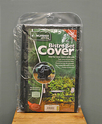 Bistro Garden Furniture Set Cover by Kingfisher