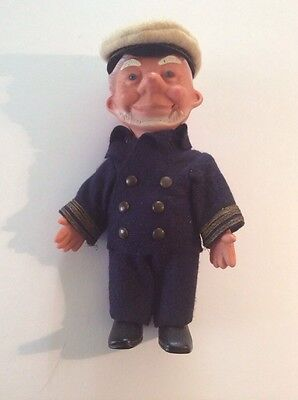 "Vintage ""Kiel"" Sea Captain Doll"