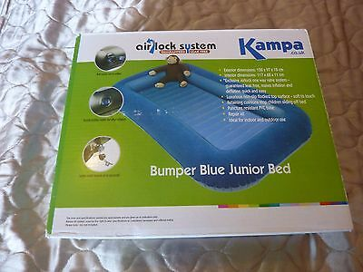 kampa inflatable camp bed