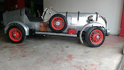 Citroen Special with Allard Single Seater Aluminium Boat Tail Evocation Body