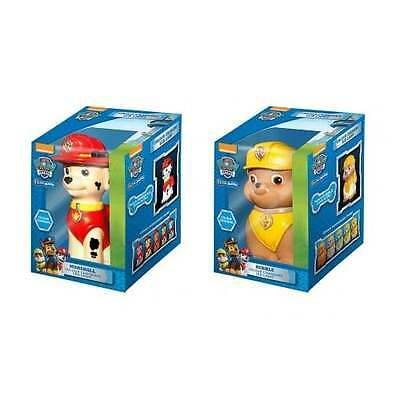 Paw Patrol Illumi-Mates - Kids Night Light Boys Girls Marshall Rubble NEW GIFTS