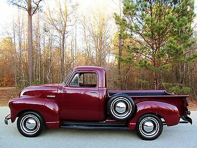 1955 Chevrolet Other Pickups Shortbed COOL SHOP TRUCK, V8/AUTO, PWR STEERING, DISC BRAKES! Watch Video
