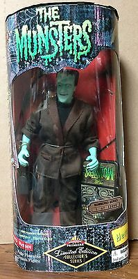 Exclusive Premiere The Munster Herman Poseable Action Figure