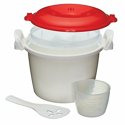 Kitchen Craft Microwave 1.5 Litres Rice Cooker