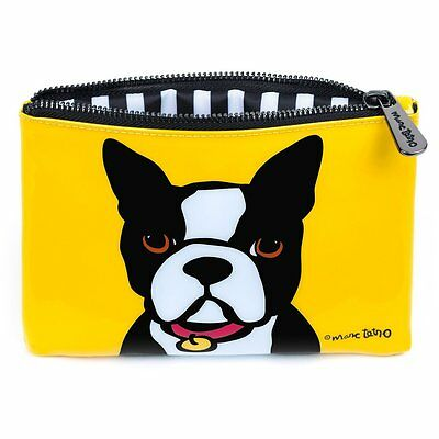Boston Terrier Cosmetic Bag