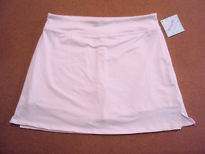 Tranquility by Colorado Clothing Co. Women Total Comfort Skort Sz M NWT/defect