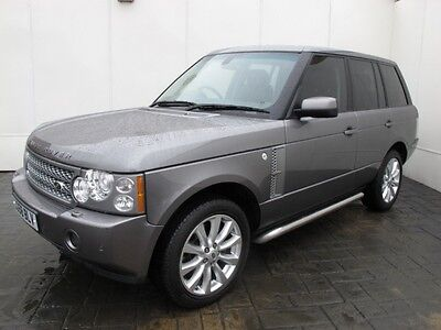BRAND NEW- Range Rover Owners Handbook, 2006 - 2008, Immaculate Condition