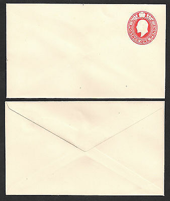 GB Postal Stationery: 1d Post Office Issue Envelope, EP50 Size E, unused