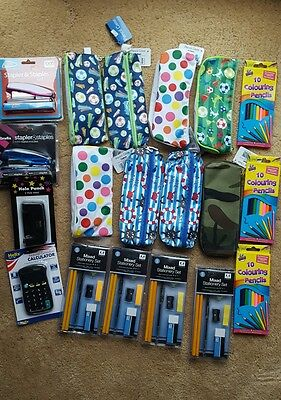 Job lot of Stationery x 19 items