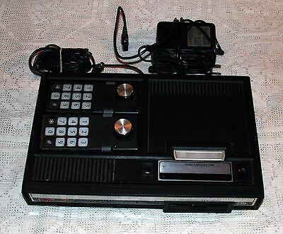 CBS Colecovision Console with Power Supply - WORKING - Coleco Vision