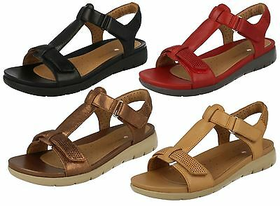 better select for original select for best LADIES CLARKS UNSTRUCTURED Sandals 'Un Haywood'