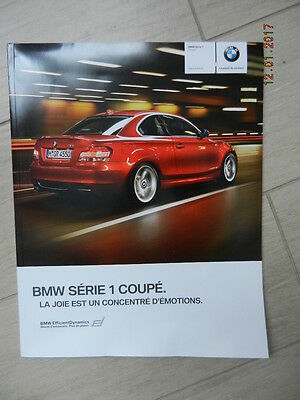 catalogue bmw s rie 1 coup e82 de 2008 eur 3 00 picclick be. Black Bedroom Furniture Sets. Home Design Ideas