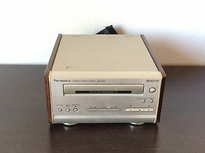 TECHNICS stereo cassette deck RS-HD501 Dolby NR