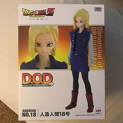 Dragon Ball Z - Megahouse Dimension of Dragonball Android #18 Figure