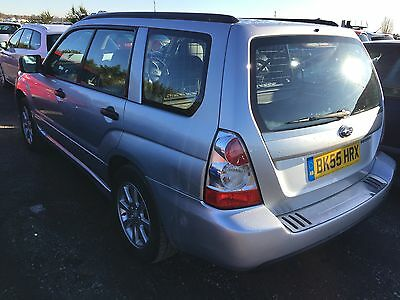 2005 Subaru Forester Xe Estate, Lovely Spec And Options, Nice Thing! Leather