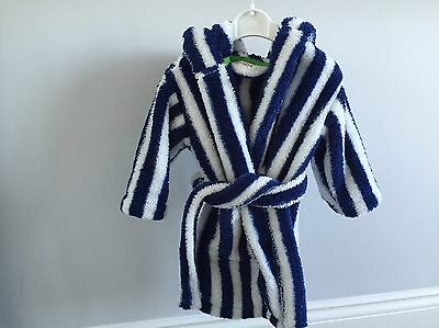 Baby dressing gown - John Lewis.  Age 6-9 Months
