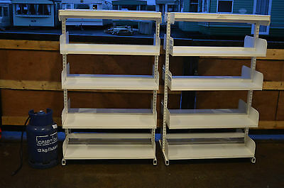 5 Tier Racking Shelving - Heavy Duty Steel - Ideal for Small Shop or Garage