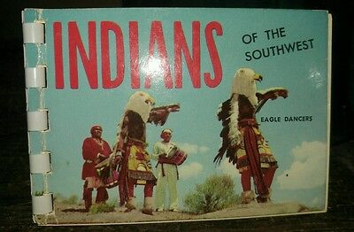 Indians of the Southwest Curteichcolor Souveiner Book