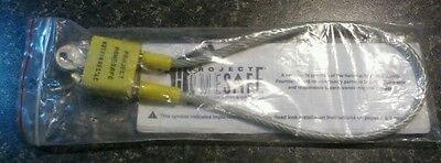 NEW Project Homesafe Gun Firearm Safety Lock With Key in Package Instructions