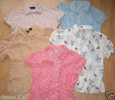 Lot of 5 Women's Blouses sz S gently used