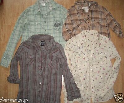Lot of 4 Women's Blouses sz S gently used
