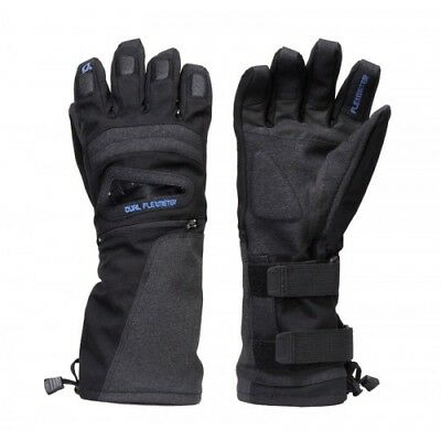 Demon Flexmeter Glove & Double Wrist Guard Combined - Snowboard, Ski & Skate