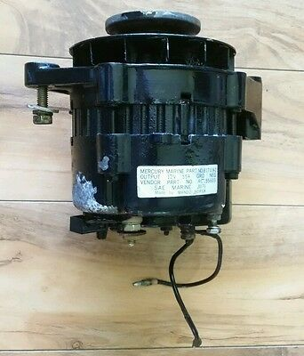 Mercruiser Marine Alternator Original Mando  817119-2 OEM