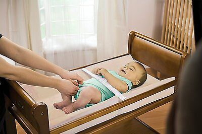Baby Changing Table Diapering Protection Cover Pad Grooming Mat Infant Covering