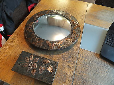 Cooper Bevelled  Mirror And Music Box