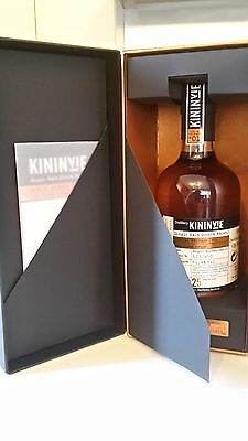 Whisky Kininvie 25y - 'The first Drops' - Special release