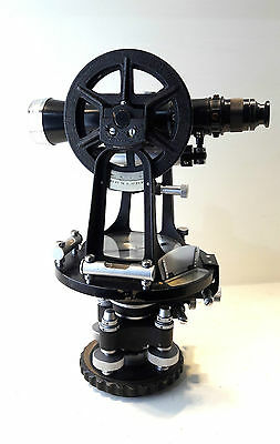 Vintage Optical Theodolite  excellent conditions , No brand