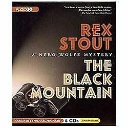 The Black Mountain (A Nero Wolfe Mystery) (Nero Wolfe Mysteries)