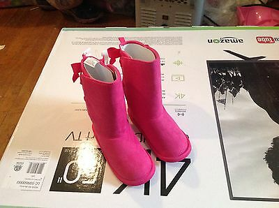 New girls boots crazy size 10