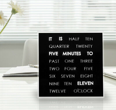 Word Time Clock