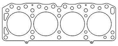 """Cometic Head Gasket C4143-036 Ford Lotus Cosworth 1.1L 2.0L 87mm .036"""" Each"""