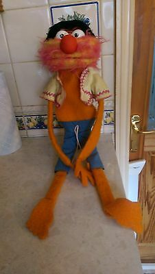 """Vintage Original 1978 Rare!! !! """" Animal """" From The Muppet Show"""