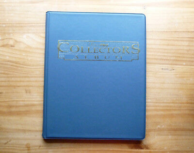 Ultra Pro Collectible Card Album Holds up to 230 Cards