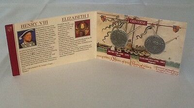 Henry VIII and Elizabeth I Westair Reproduction Collection New