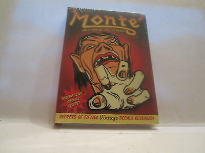 Rat Rod This Book Is About Monte' Monster Decal King, Buy Now $ 8.00
