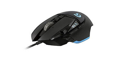 Logitech G502 Proteus Core Tunable Gaming Mouse Max 12000 DPI