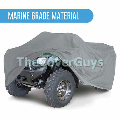 100% Waterproof ATV Cover - Quad Bike Cover Large by AquaGuard