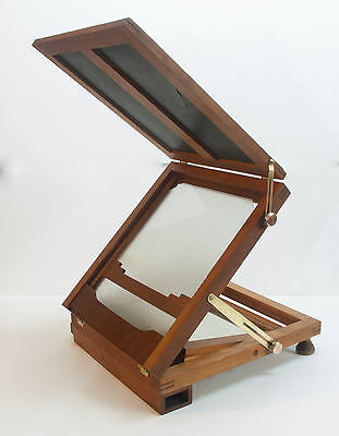 Kodak (Rochester Optical Company) Antique Retouching Desk for Glass Negatives