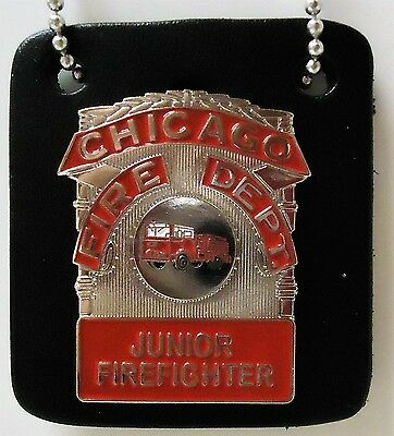 Junior  Firemans Badge""
