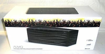 New AUVIO PBT4000 Portable Bluetooth Stereo Speaker w/ USB Charge Port + AUX In