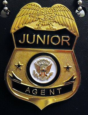 Junior  Agent  Badge