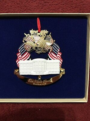 1995 White House Historical Association Christmas Ornament
