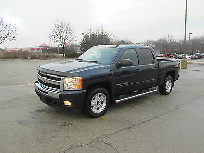 2011 Chevrolet Silverado 1500 Z71 2011 CHEVY Z71 4X4 QUAD CAB VERY CLEAN TRUCK 5.3 ONE OWNER RUNS EXCELLENT