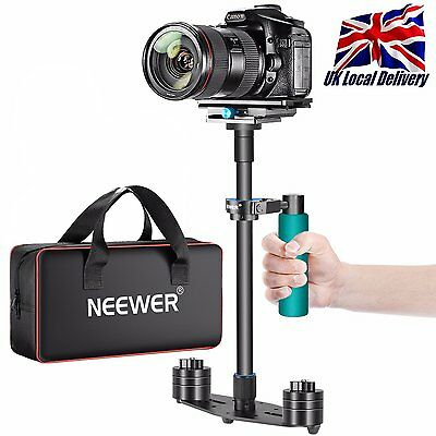 "Neewer 24"" 60cm Handheld Stabilizer+Quick Release Plate For Video Cameras DSLR"