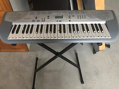 Casio CTK -230 Song Bank Keyboard With Stand