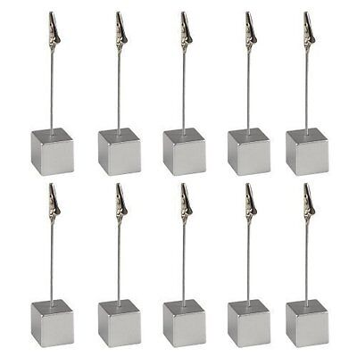 Pack of 10 Place Card Holder - Wedding Name Table Setting Marker - Shop Dis S6E3